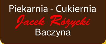 Piekarnia-cukiernia Jacek Różycki